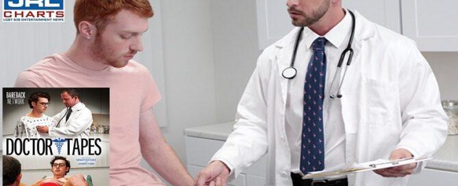 Doctor Tapes DVD-Sebastian Hunt-Dr. Johnny Ford-gay-porn-Bareback Network-JRL-CHARTS