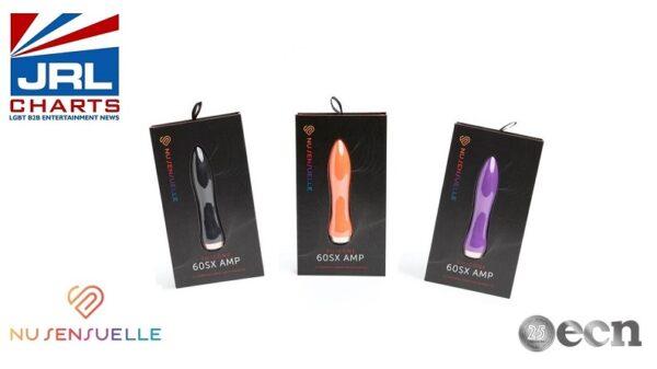 ECN-Wholesale-Nu Sensuelle 60sx Amp Silicone Rechargeable Bullet Packaging