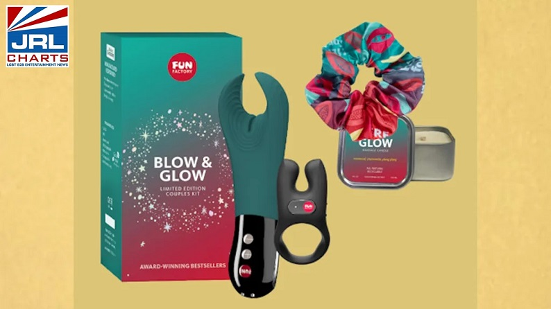 Fun Factory release Limited-Edition Blow & Glow Kit-2021-10-18-JRL-CHARTS
