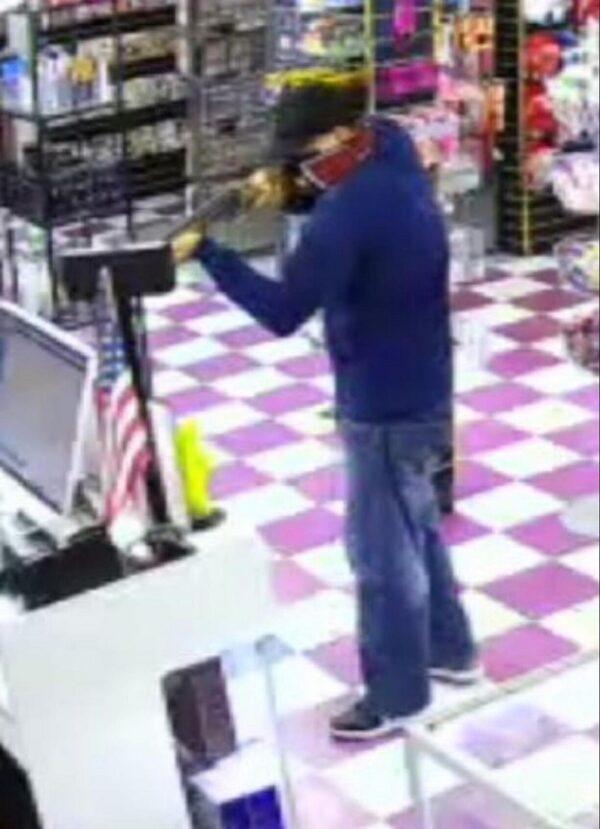 Havasu Adult Bookstore Robbery Suspect-October-2021