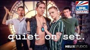 Helix Studios All-Star Cast in Quiet on Set DVD Ships-2021-10-13-JRL-CHARTS
