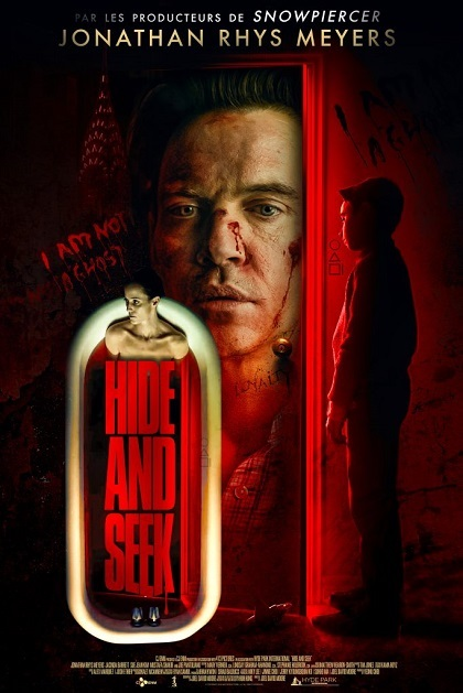 Hide and Seek film Official Poster 2021