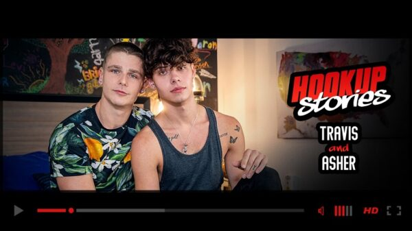 Hookup Stories EP02-Travis-and-Asher-official-trailer-2021-10-05-JRL-CHARTS