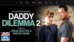 Jesse Bolton-Pierce Paris Lead Cast-Daddy Dilemma 2 DVD-2021-10-14-JRL-CHARTS