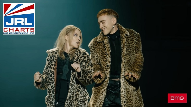 Kylie Minogue Ft Years & Years - A Second to Midnight MV-BMG-2021-JRL-CHARTS-Music-Videos