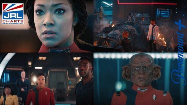 Star Trek Discovery Season 4-Clips-Paramount Plus-2021-JRL-CHARTS-TV-Show-Trailers