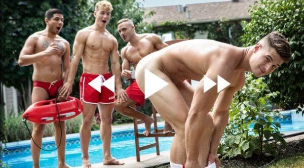 The Rookie Lifeguard-NSFW-Trailer-Mendotcom