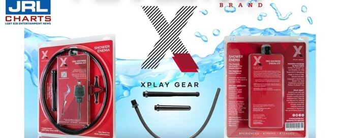XPLAY Pro Shower Douche by Perfect Fit Brand A Must Stock-2021-10-13-JRL CHARTS