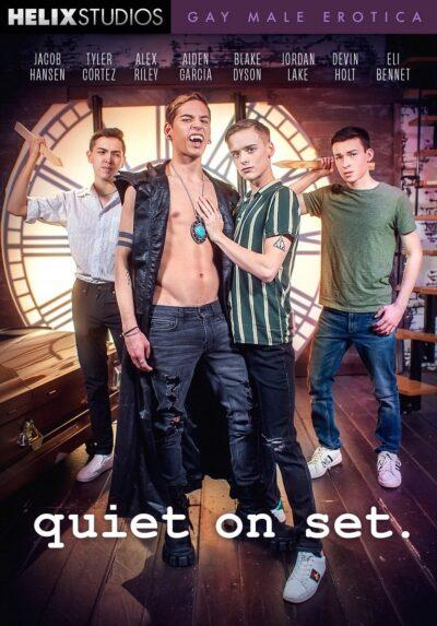 quiet on set DVD-Helix Studios-2021